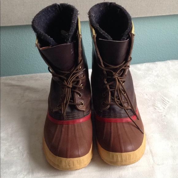 4763aabd4fced Vintage Original Sorel Boots